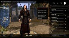 The Elder Scrolls Online Gameplay Footage