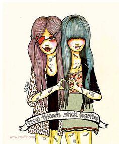 Valfre - True friends stick together