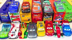 Cars Disney Pixar Racer Names Toys Video for Kids Disney Cars, Disney Pixar, Kitten, Toys, Kittens, Kitty Cats, Gaming, Games