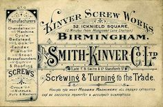 Letterology: Typographic Trade Cards