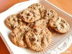 Small Monster Cookies