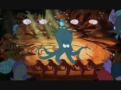 La sirenita - Bajo el mar (español de españa)