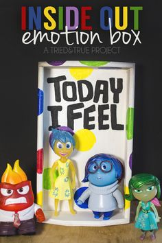 Inside Out Emotion Box