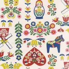 windmill fabric