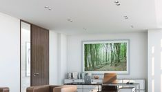 Smart Design, Downlights, Beams, Light Fixtures, Pure Products, Mirror, Architecture, Austria, Interior