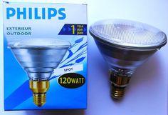 Philips Reflektor Strahler Spot PAR38 FLOOD OUTDOOR 120W 30° E27  NEU