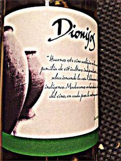 El Alma del Vino.: La Bodega de las Estrellas Dionisos Blanco 2015