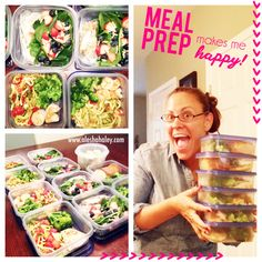 21 day fix Meal Prep #21dayfix #mealprep