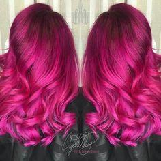 Renaile's Hair color