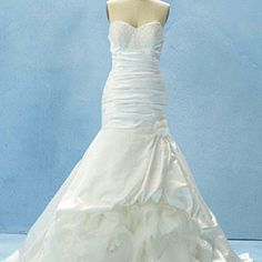 Alfred Angelo- tiana dress