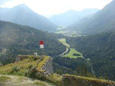 Via Claudia Augusta  Reutte, Austria
