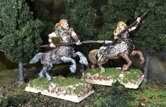 Image result for male centaur reaper painted