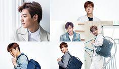 SAMSONITE RED F/W 2015 Ads Feat. Lee Min Ho