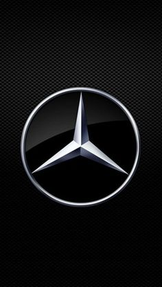 Mercedes Benz Logo #iphone #wallpaper