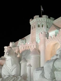 Sapporo Snow Festival, Hokkaido, Japan.  Oh this would be so much fun to take part in!!!!