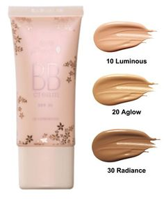 Pure BB Cream (Sarah Wilson is tanned and recommends Shade 30 Aglow) Organic Makeup, Organic Beauty, Natural Makeup, Natural Beauty, Blush Makeup, Makeup Dupes, Beauty Makeup, Organic Foundation, Bb Foundation