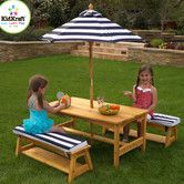 Found it at Wayfair - KidKraft Kids' 4 Piece Table and Chair Set