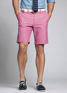 Bonobos Chambreros - Summer Red (or every color please)