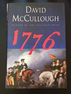 1776 by David McCullough Signed First Edition