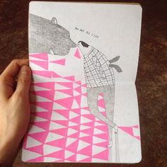 Sketchbook by Ulla Saar