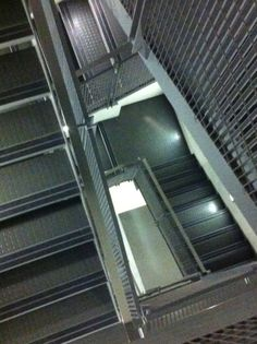 Stopping my lift-hopping habit and taking the stairs - Kat, Marketing