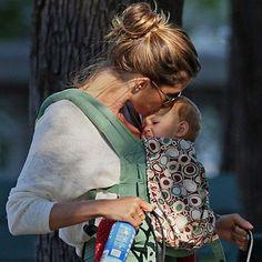 Gisele Bündchen, una mamá muy activa | Decoración Bebés y Habitaciones de Bebé