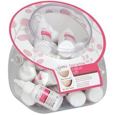 GENA Callus Off / 24 Piece Bucket - 1 oz. Each - Callus Off saves you time and effort by doing the work for you. Aids in callus removal so you can simply file or buff them away. Size: 24 Piece Bucket - 1 oz. Each    Features: Removes