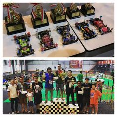 Winners for road to asia challenge 2016 in graha tamiya