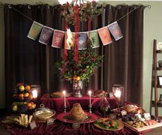 Game of Thrones Party: Food and Decorations