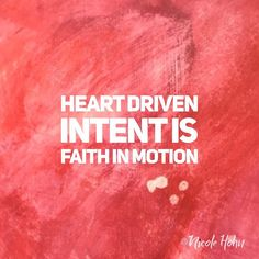 Are you considering heartfelt intentions for 2018? Reflection on 2017 is a no brainer for me first!    #intention #heartfelt #faith #inspiringquotes #inspiration #ladyboss #journal #red #creativemecca #pinterest #nicolehohncreative