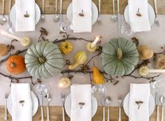 Thanksgiving decorating ideas that you haven't seen a million times - Decorology