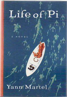 Life of Pi de Yann Martel