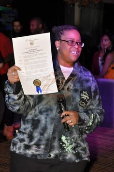 """The Hype Magazine CEO Jameelah """"Just Jay"""" Wilkerson honored by the City of Atlanta"""