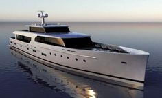 Logica 160 designed by Luca Brenta for Benetti Sail Division _