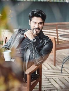 "The photo ""Burak Özçivit - Hürriyet Newspaper Photo Shoots (January has been viewed times. Beautiful Morning, Most Beautiful Man, Gorgeous Men, Turkish Men, Turkish Actors, Handsome Actors, Handsome Boys, Newspaper Photo, Burak Ozcivit"