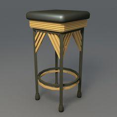 art deco furniture bar 3d model art deco furniture by thaumaturgy art deco era furniture