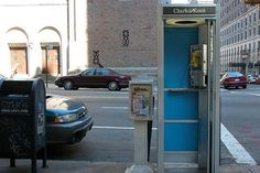 NYC ad agency named Clark & Kent turns a phone booth into their headquarters