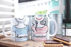 Havrais/Havraise, in the MUG for love !