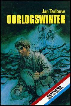 Jan Terlouw - Winter in wartime (book, 1972) / Oorlogswinter (boek, 1972) onwijs mooi boek