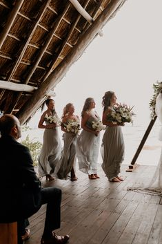 Bridesmaids Squad ∙ Planning, designing by Destination Weddings Tulum ( on IG) Flowers by Moni Junco ( on IG)Makeup & Hairstyle by Dahena ( on IG) Long Engagement, Wedding Venues, Wedding Day, Boho Beach Wedding, Makeup Hairstyle, White Sand Beach, Destination Weddings, Film Photography, Squad