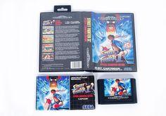 Street Fighter 2, Sega Mega Drive, Champion, Books, Libros, Book, Book Illustrations, Libri