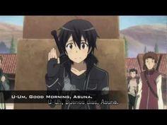 Funny Moment - Sword Art Online