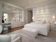 Construindo Minha Casa Clean: Quartos de Casal ou de Visitas!!! Belíssimas Inspirações!