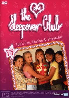 The Sleepover Club streaming ita - Serie tv: http://www.guardarefilm.tv/serie-tv-streaming/8801-the-sleepover-club.html