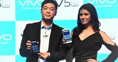 In an event in Gurugram, Vivo has launched the company's latest selfie-focused smartphone in V-series – Vivo V5s at a price tag of Rs. 18,990. The smartphone comes in Crown Gold #PerfectSelfie #VivoV5s
