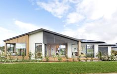 Thorne Group Showhome The Lakes by Amanda Aitken Photography Mount Maunganui, Large Homes, Building Design, Amanda, Shed, Outdoor Structures, Small Houses, Group, Architecture