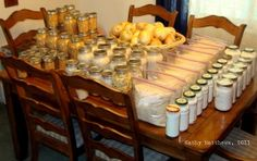 The Homestead Survival | Buying In Bulk For Stocking The Pantry | http://thehomesteadsurvival.com