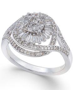 Femmes 8 mm 14K Or Jaune 1.25 Ct Zircon Cubique Celtique Love Knot Wedding Engagement Ring