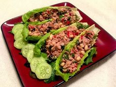 Healthy Tuna and White Bean Salad Healthy Meals For Two, Heart Healthy Recipes, Nutritious Meals, Healthy Cooking, Healthy Dinner Recipes, Easy Meals, Healthy Food, Healthy Dinners, Jessica Lee