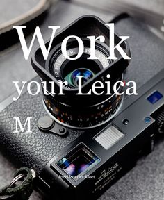 "New: ""Work your Leica M"" e-book"